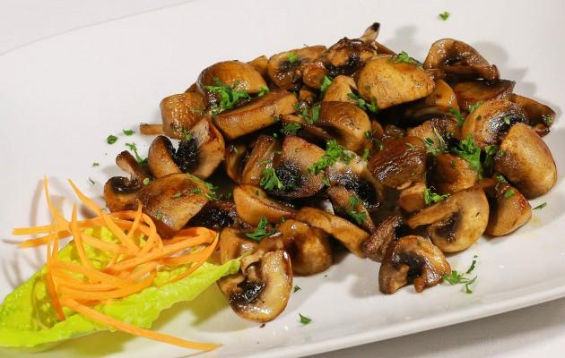 Sauté de ciuperci