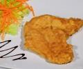 Schnitzel din piept de pui