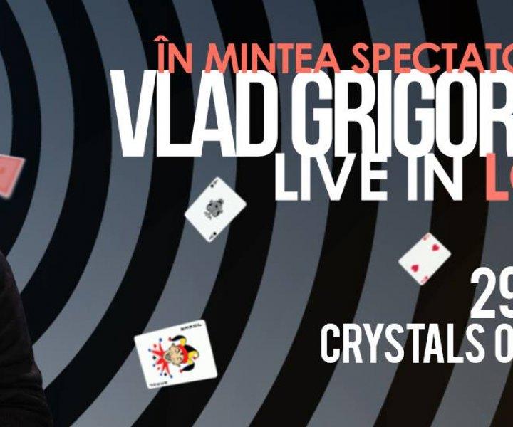 Vlad Grigorescu - LIVE IN LONDRA
