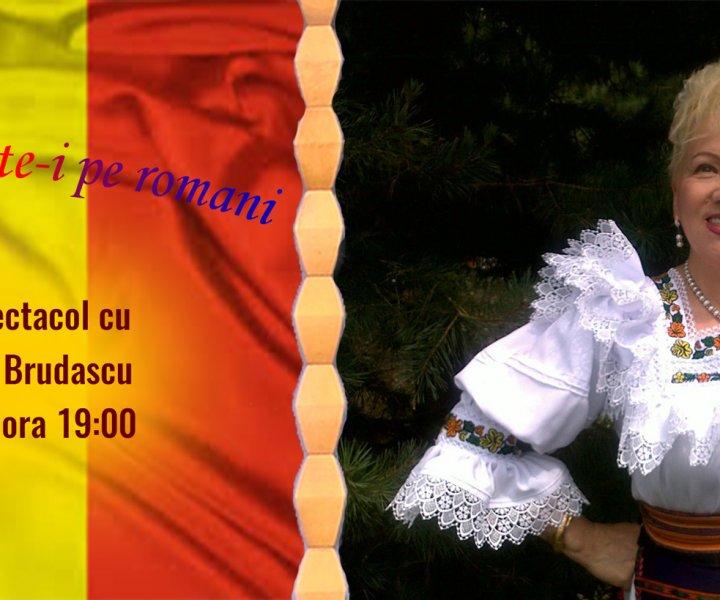 Petrecere-spectacol cu   Sava Negrean Brudascu
