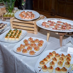 Catering by Crystals of London