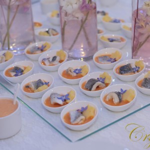 Deluxe Catering by Crystals of London