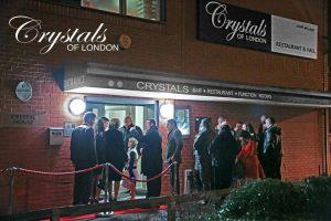 Crystals of London Restaurant Romanesc
