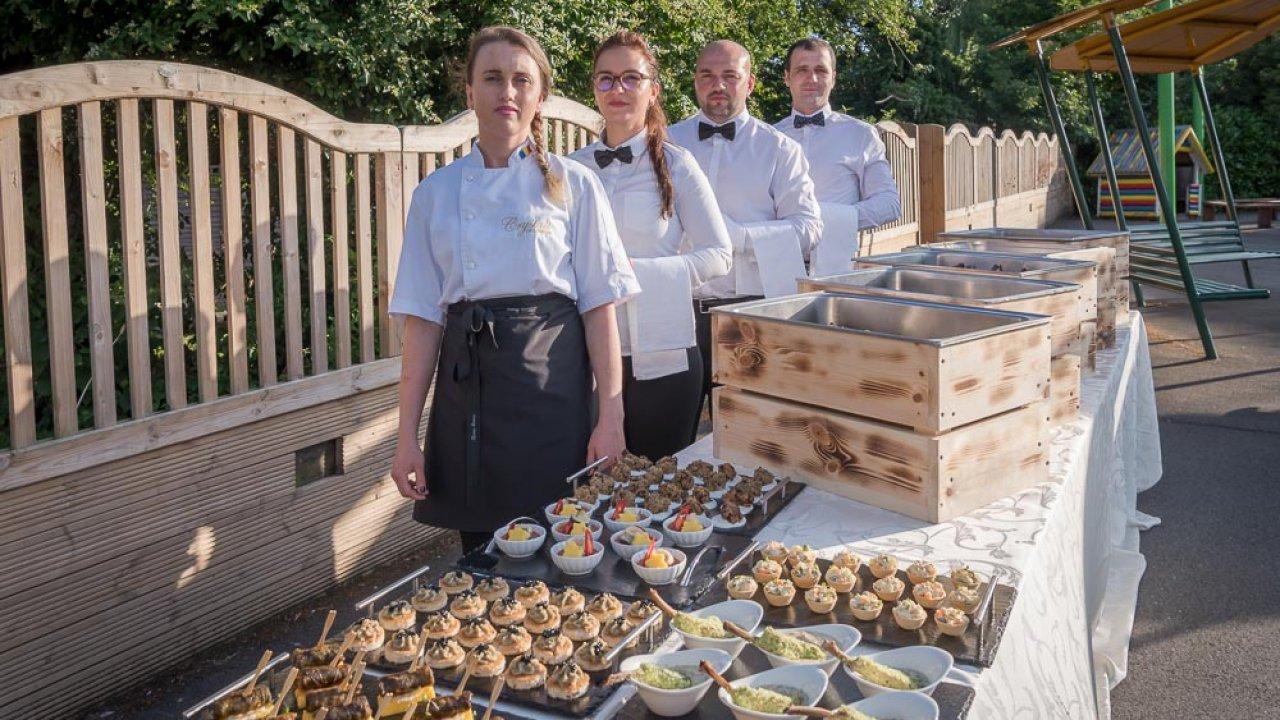 Servicii de Catering & Hostess