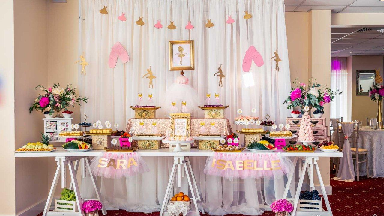 Tort & Candy Bar